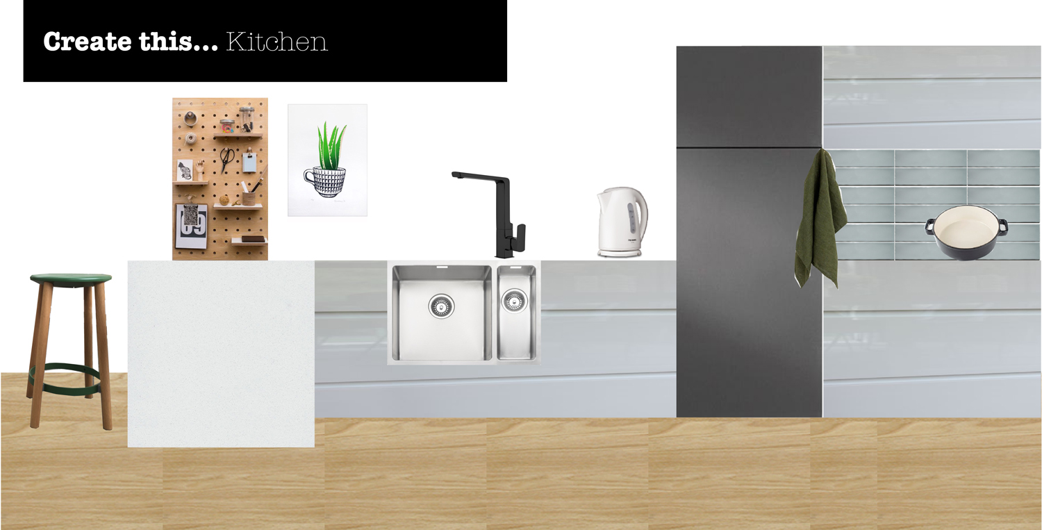 Re-Create the Creative Living Kitchen in your own home — Places & Graces