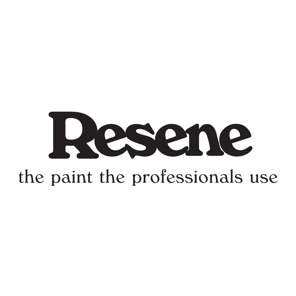 Paint, Paint, Paint - Most well-known as the brand of paint the professional use, Resene retail curtains and wall-coverings along with their 'total colour system' through their 120+ ColorShops and retailers across New Zealand. Key to Resene's reputation is their solid commitment to excellence and quality.Resene is the only paint I use. I love that their colour range is seemingly limitless and readily available nationwide.