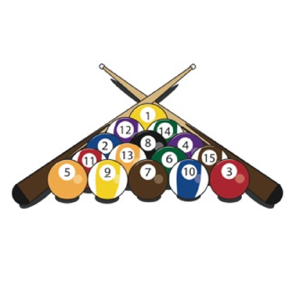 Pool Balls with Cues with space.png