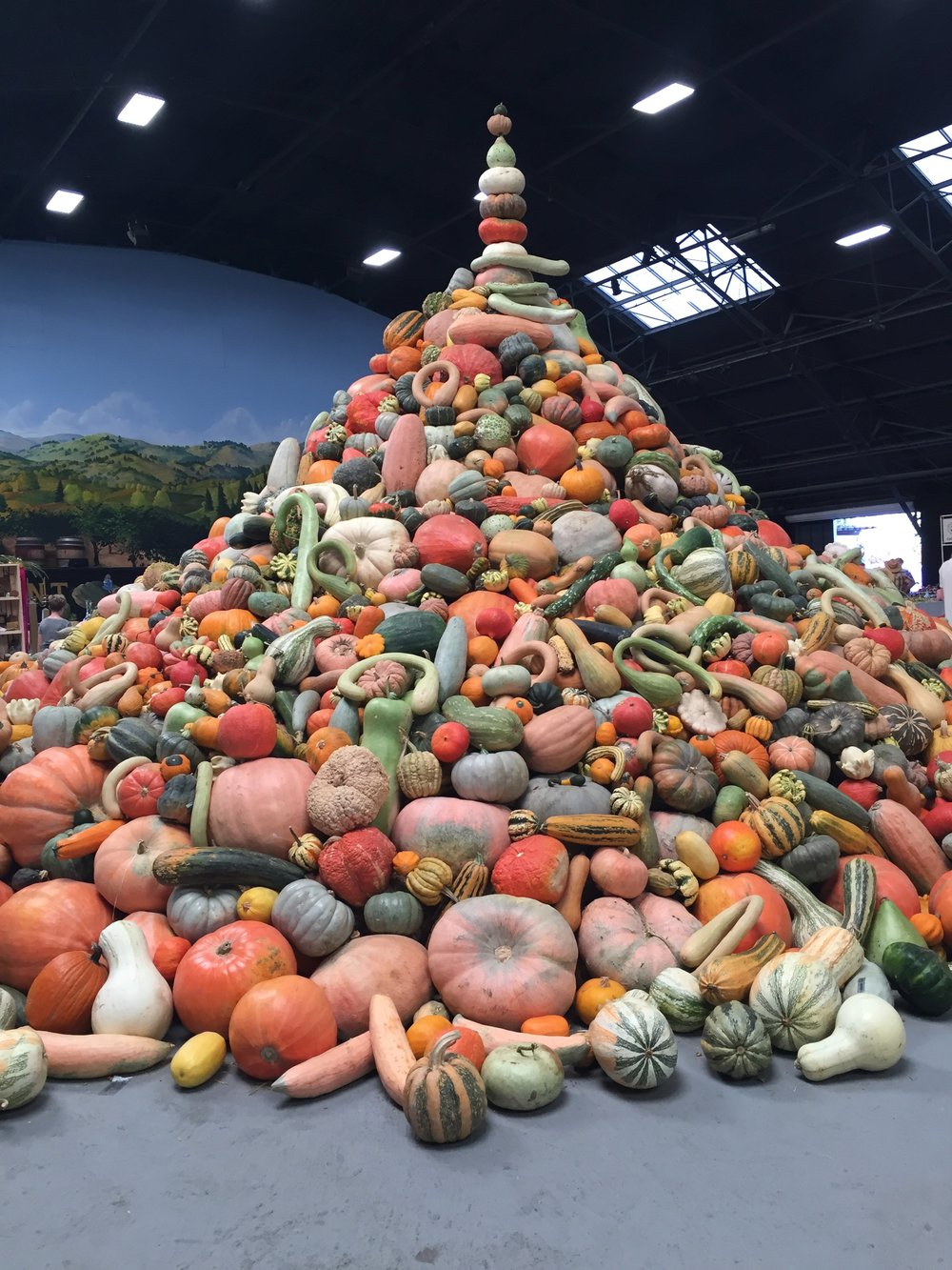 the famous squash tower