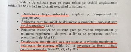 EXTRAS DIN RAPORTUL DE EXPERTIZA EFECTUAT LA SOLICITAREA INSTANTEI DE JUDECATA A SECTORULUI 6, BUCURESTI