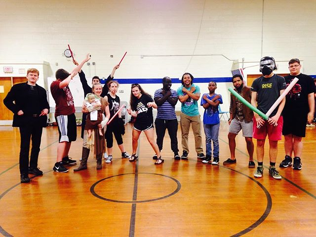 May the 4th be with you! #grcocteens #teendevotional