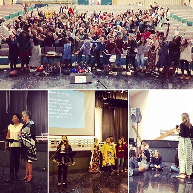 Had a great women's service today!! Such a great time being together as the ladies! The kids also did a great job helping us learn about Joseph and forgiveness.