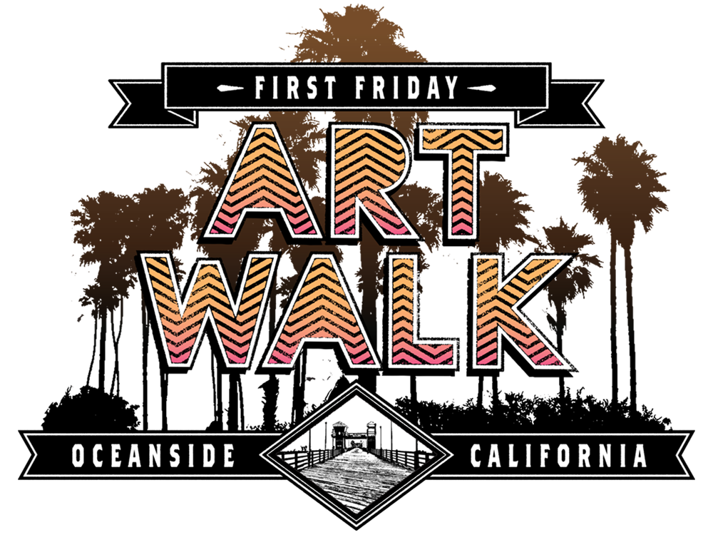 First Friday: Oceanside Art Walk