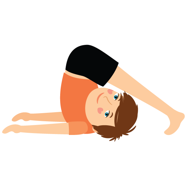 yoga for kids is great exercies