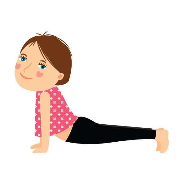 yoga pose child