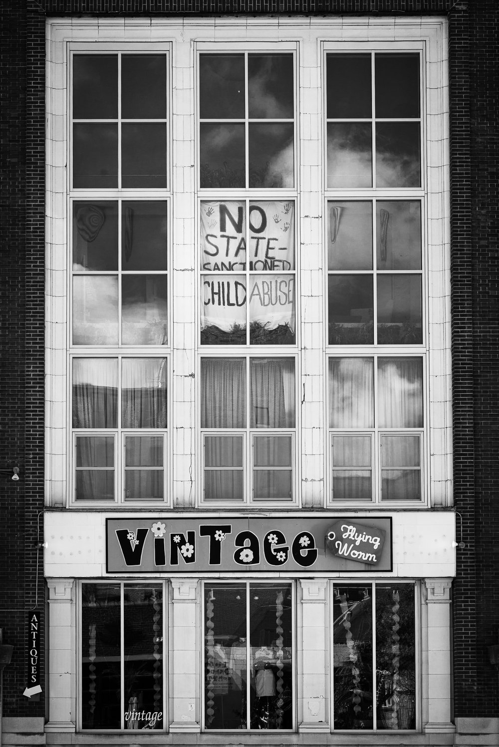 No State Sanctioned Child Abuse. Omaha. 2018.