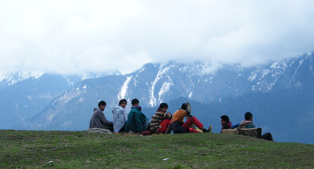 Not in the distant Himalayas,  look for conservation in these village youths' hearts and minds.