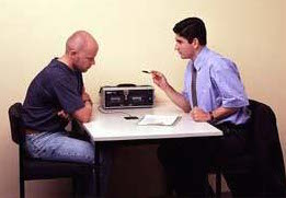 Interrogation: its all in the body language.