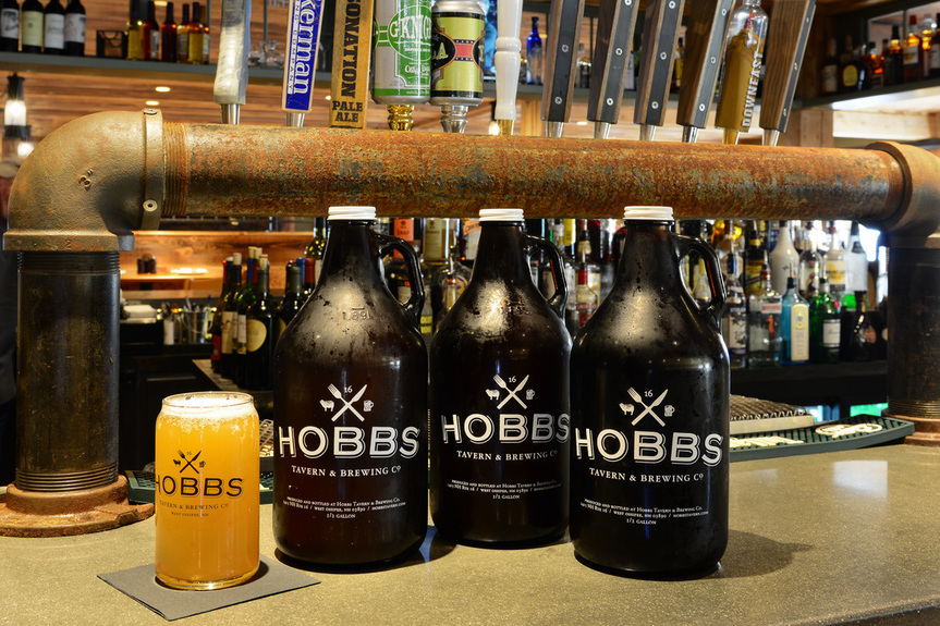 Hobb's Tavern & Brewing -