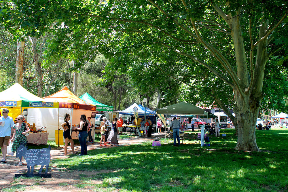 Tamworth Farmers Market -