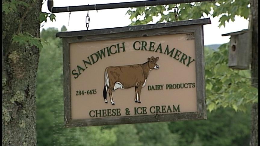 Sandwich Creamery -