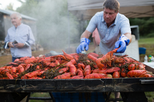 ULTIMATE LOBSTER BAKE