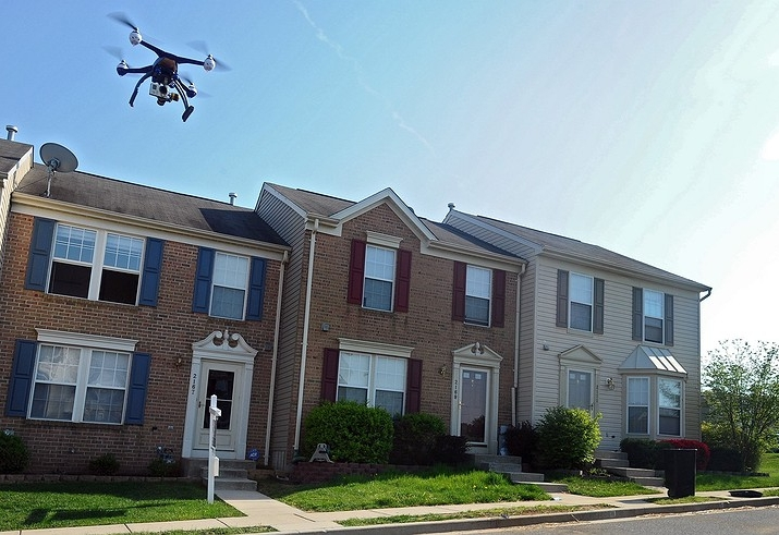 Real Estate Applications - Today, the latest marketing weapon in real estate is the use of dramatic camera drone photography & video tours in online listings.Some agents claim that drones are the most important new technology to enter real estate marketing since the internet.