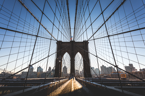 BROOKLYN BRIDGE   FROM £15.00