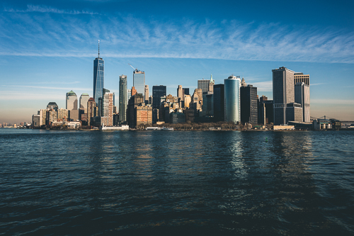 MANHATTAN SKYLINE   FROM £15.00