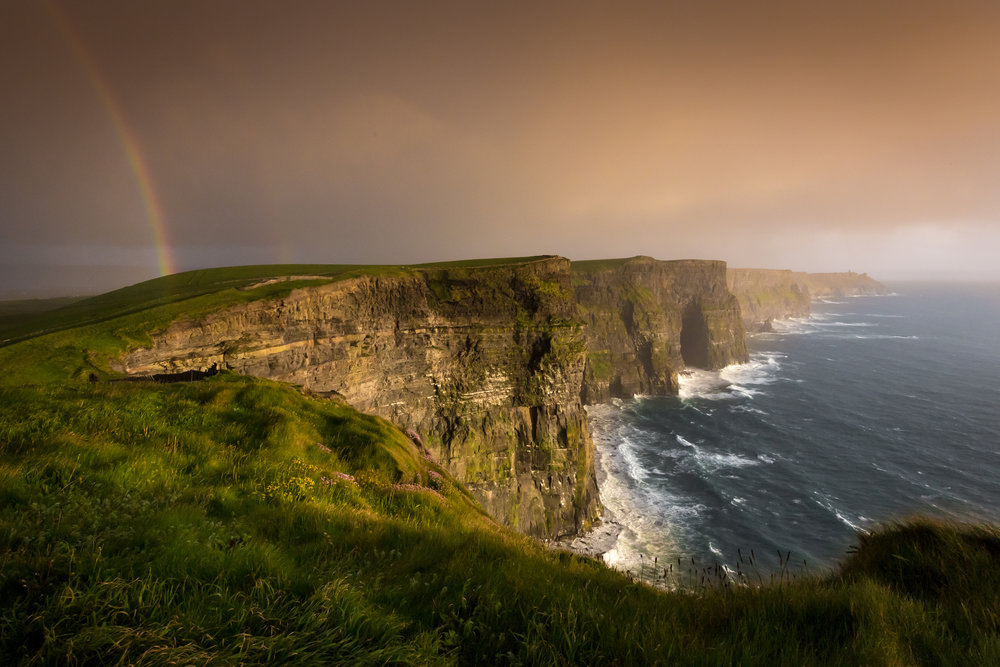 CLIFFS OF MOHER   FROM £15.00
