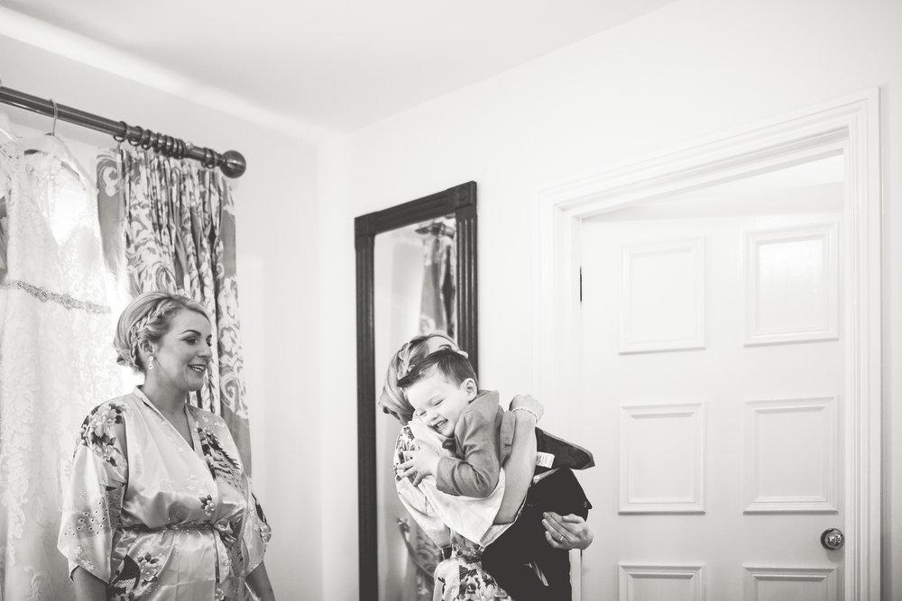 Bangor Wedding Photographer | Newtownards Ards Wedding Photographer | Bridesmaid