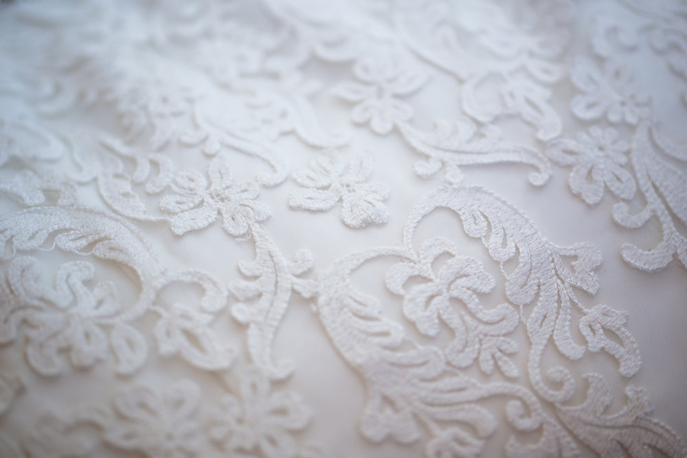 Ulster Wedding Photographer | Antrim Wedding Photographer | Bride Wedding Dress Detail