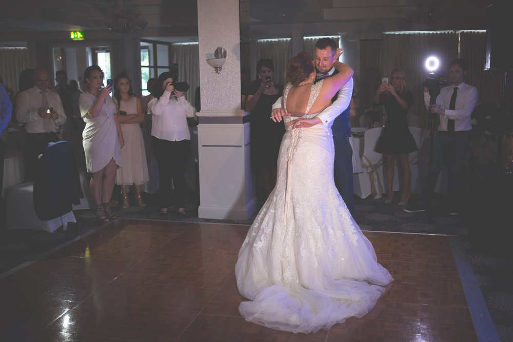 Antoinette & Stephen - First Dance | Brian McEwan Photography | Wedding Photographer Northern Ireland 4.jpg