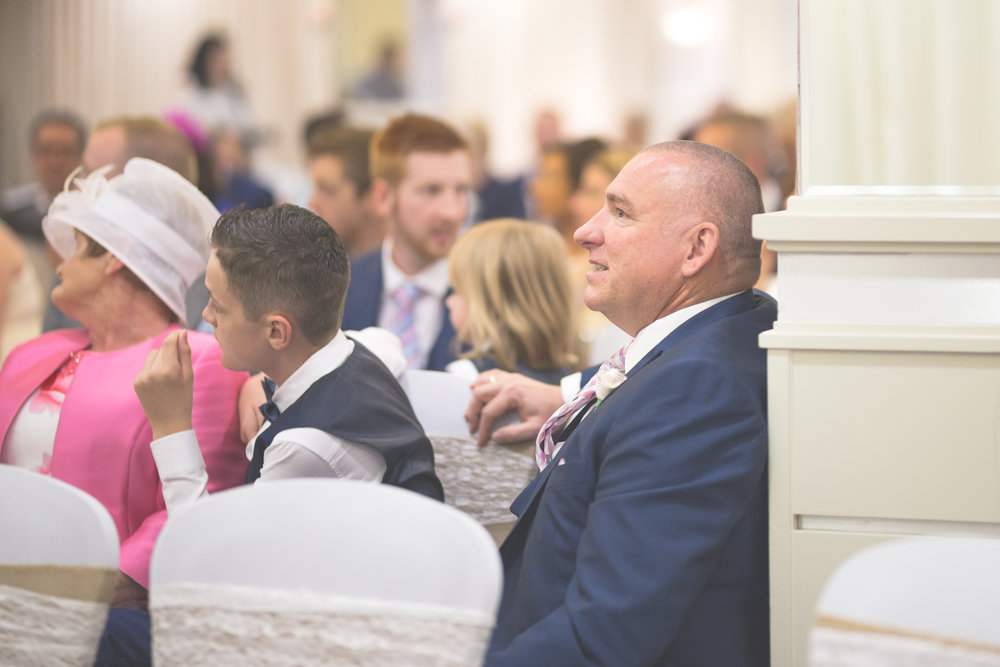 Antoinette & Stephen - Ceremony | Brian McEwan Photography | Wedding Photographer Northern Ireland 10.jpg
