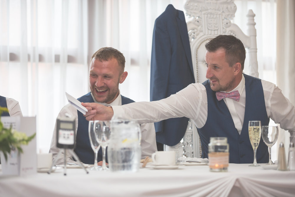 Antoinette & Stephen - Speeches | Brian McEwan Photography | Wedding Photographer Northern Ireland 14.jpg