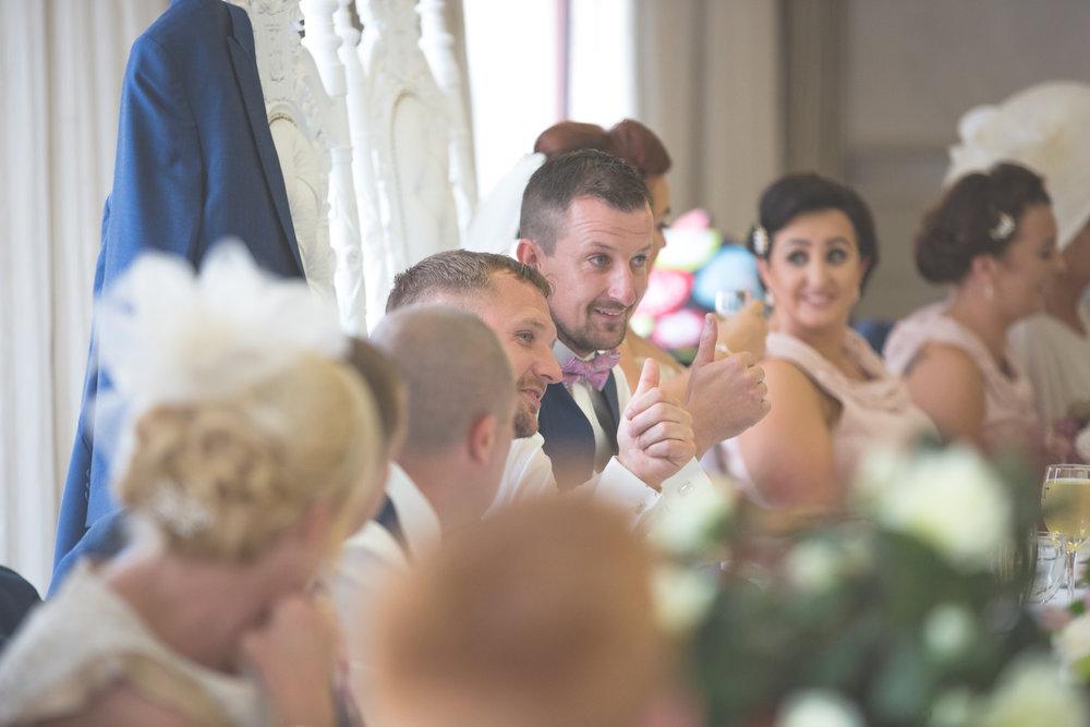Antoinette & Stephen - Speeches | Brian McEwan Photography | Wedding Photographer Northern Ireland 17.jpg
