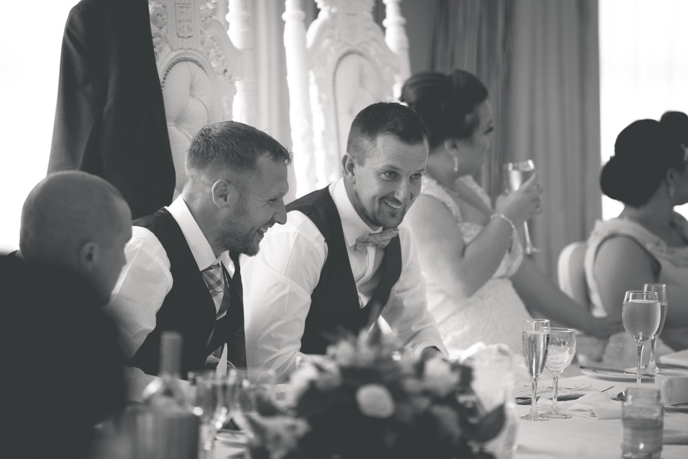 Antoinette & Stephen - Speeches | Brian McEwan Photography | Wedding Photographer Northern Ireland 19.jpg