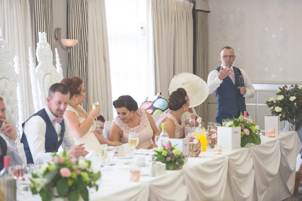 Antoinette & Stephen - Speeches | Brian McEwan Photography | Wedding Photographer Northern Ireland 20.jpg