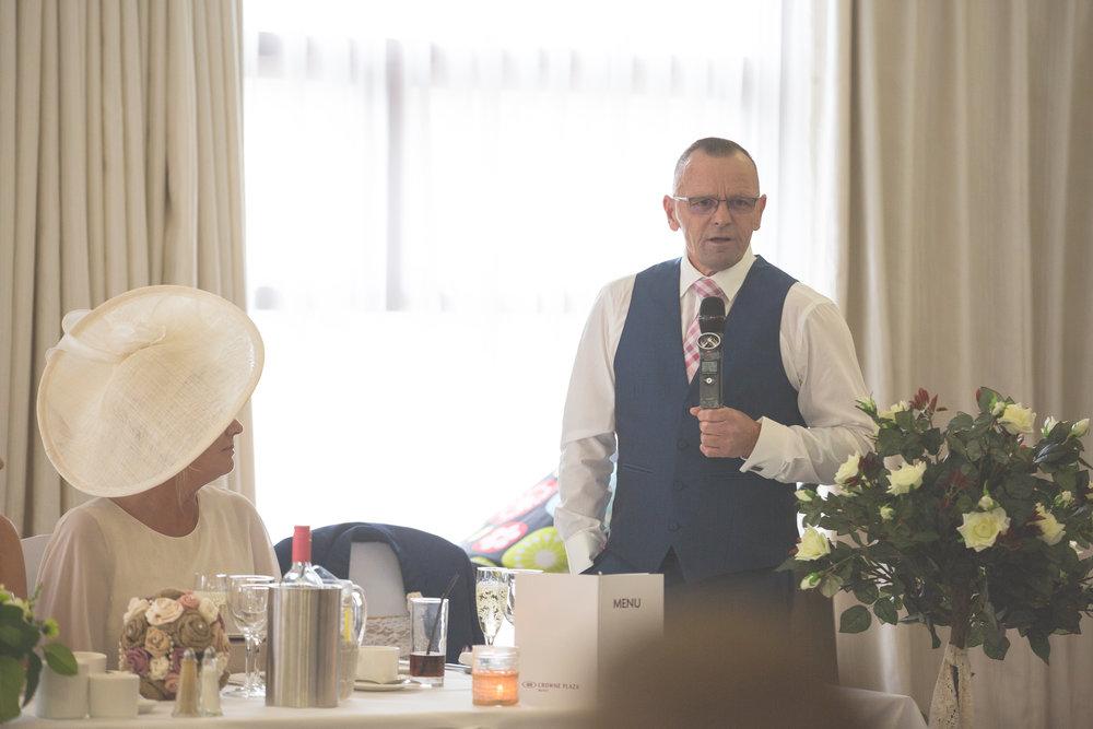 Antoinette & Stephen - Speeches | Brian McEwan Photography | Wedding Photographer Northern Ireland 21.jpg