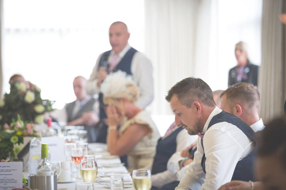 Antoinette & Stephen - Speeches | Brian McEwan Photography | Wedding Photographer Northern Ireland 47.jpg