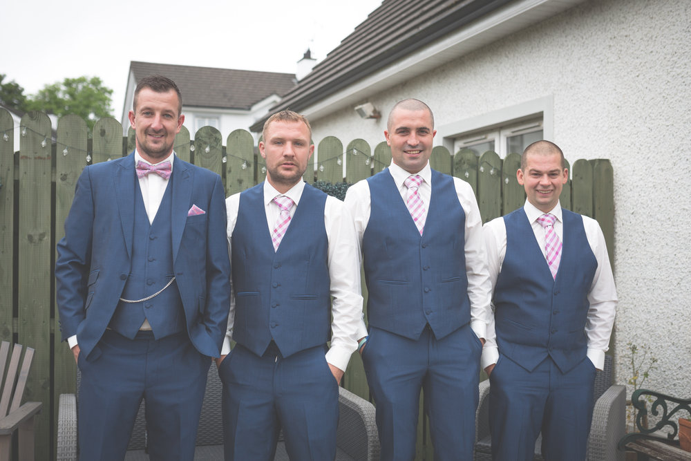 Antoinette & Stephen - Groom & Groomsmen | Brian McEwan Photography | Wedding Photographer Northern Ireland 63.jpg