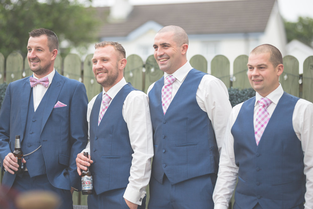 Antoinette & Stephen - Groom & Groomsmen | Brian McEwan Photography | Wedding Photographer Northern Ireland 62.jpg