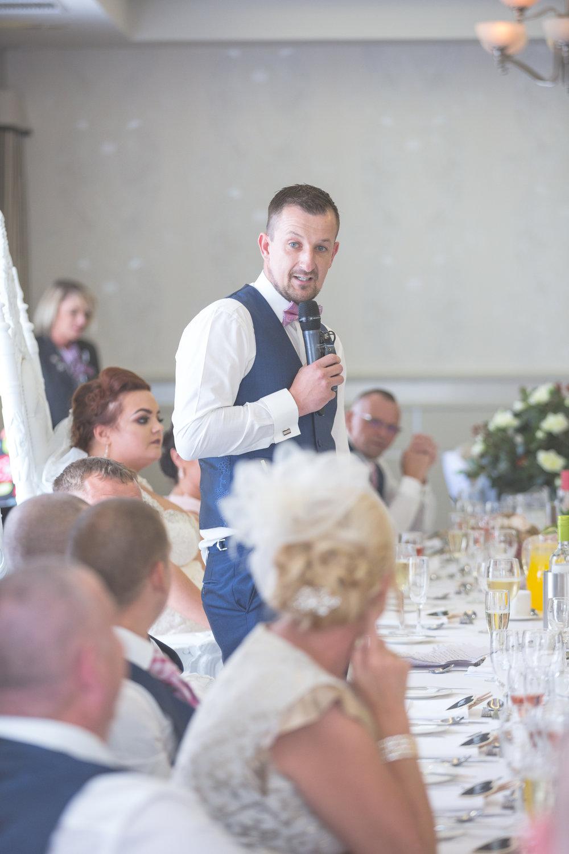 Antoinette & Stephen - Speeches | Brian McEwan Photography | Wedding Photographer Northern Ireland 63.jpg