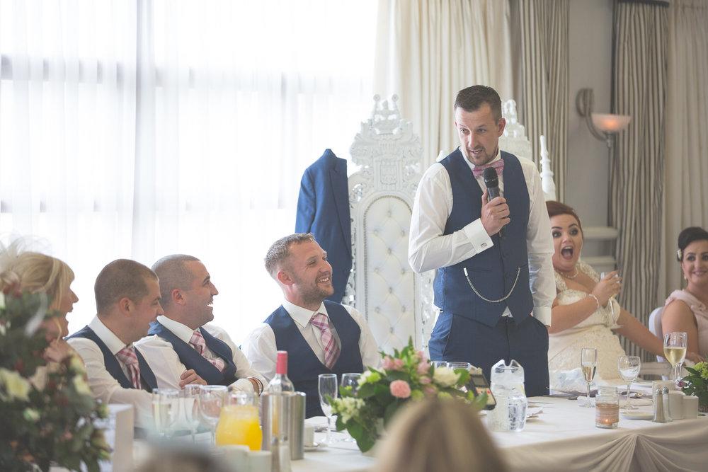 Antoinette & Stephen - Speeches | Brian McEwan Photography | Wedding Photographer Northern Ireland 74.jpg