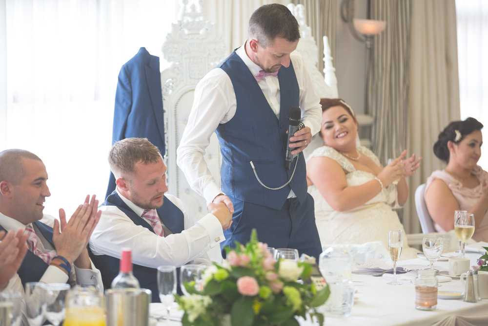 Antoinette & Stephen - Speeches | Brian McEwan Photography | Wedding Photographer Northern Ireland 78.jpg