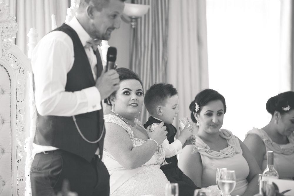 Antoinette & Stephen - Speeches | Brian McEwan Photography | Wedding Photographer Northern Ireland 82.jpg