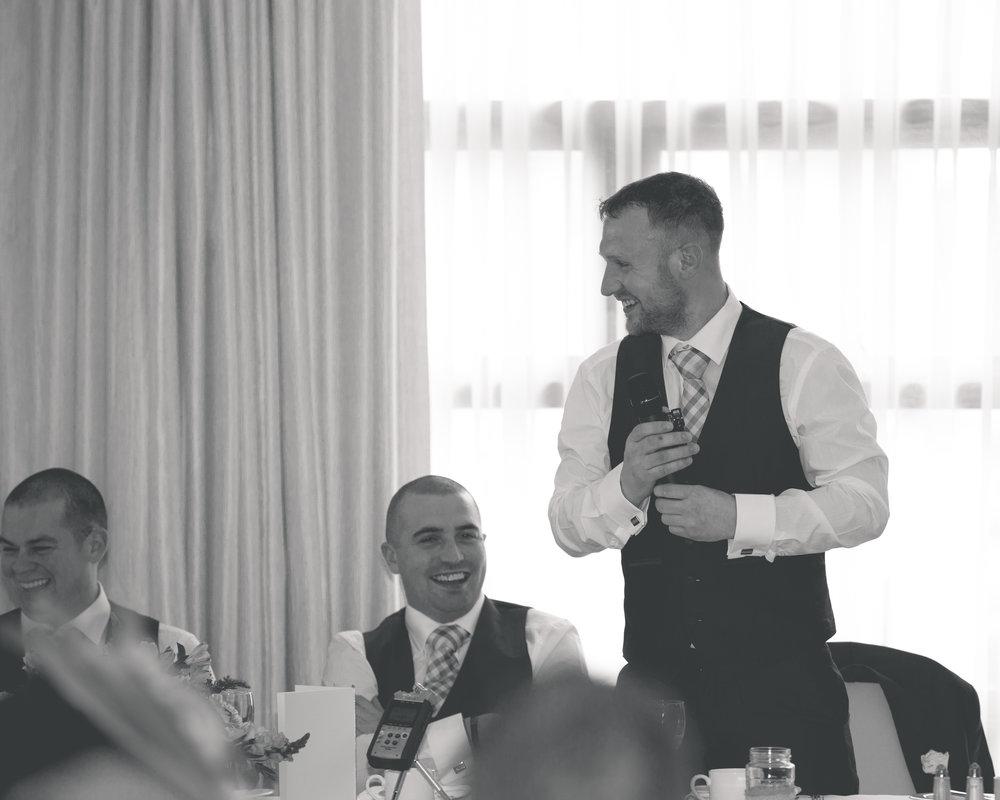 Antoinette & Stephen - Speeches | Brian McEwan Photography | Wedding Photographer Northern Ireland 88.jpg