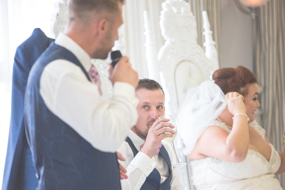 Antoinette & Stephen - Speeches | Brian McEwan Photography | Wedding Photographer Northern Ireland 96.jpg