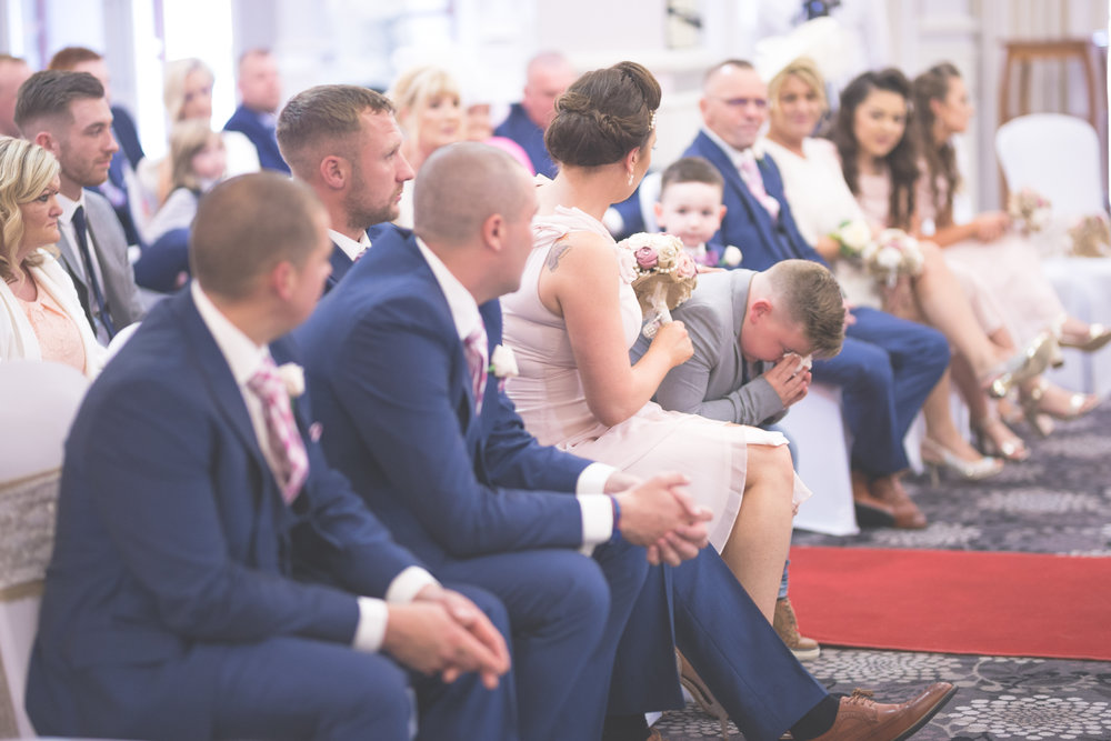 Antoinette & Stephen - Ceremony | Brian McEwan Photography | Wedding Photographer Northern Ireland 100.jpg