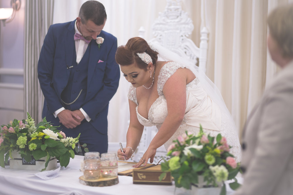Antoinette & Stephen - Ceremony | Brian McEwan Photography | Wedding Photographer Northern Ireland 104.jpg