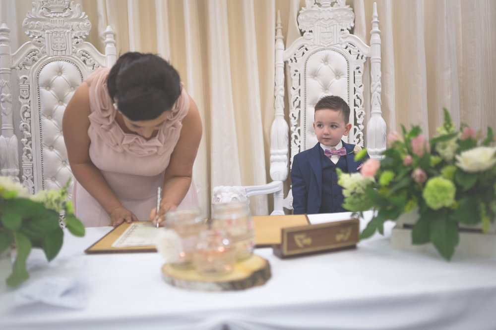 Antoinette & Stephen - Ceremony | Brian McEwan Photography | Wedding Photographer Northern Ireland 106.jpg