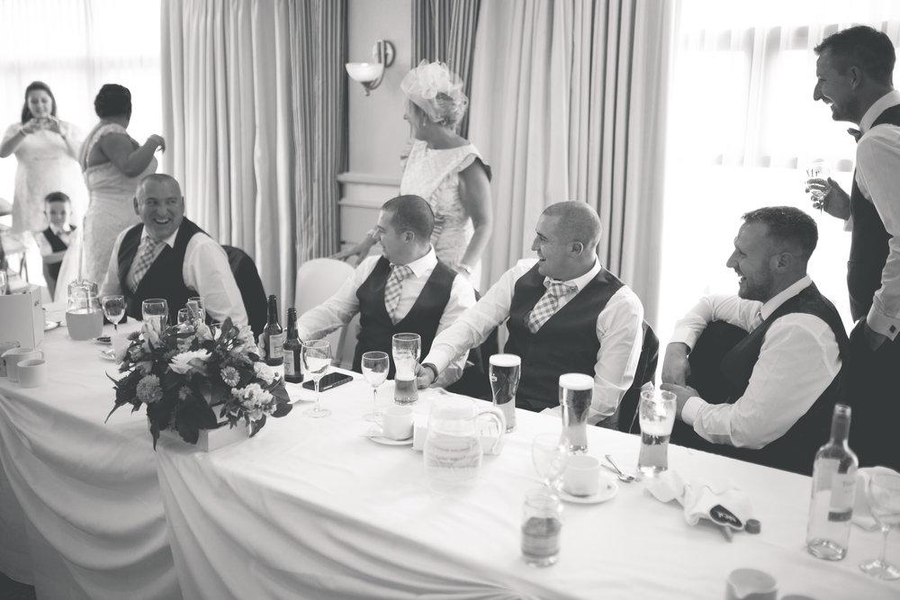 Antoinette & Stephen - Speeches | Brian McEwan Photography | Wedding Photographer Northern Ireland 112.jpg