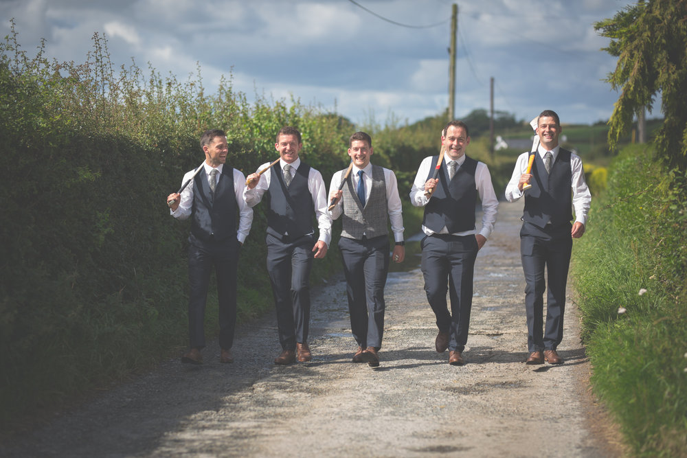 Brian McEwan Wedding Photography | Carol-Anne & Sean | Groom & Groomsmen-61.jpg