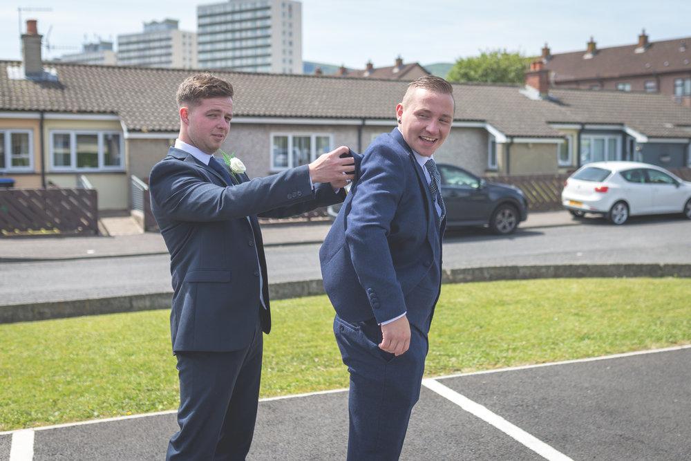 Brian McEwan | Northern Ireland Wedding Photographer | Rebecca & Michael | Ceremony-1.jpg