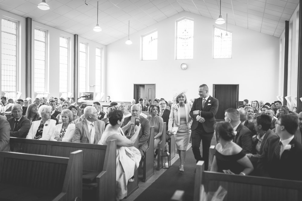 Brian McEwan | Northern Ireland Wedding Photographer | Rebecca & Michael | Ceremony-6.jpg