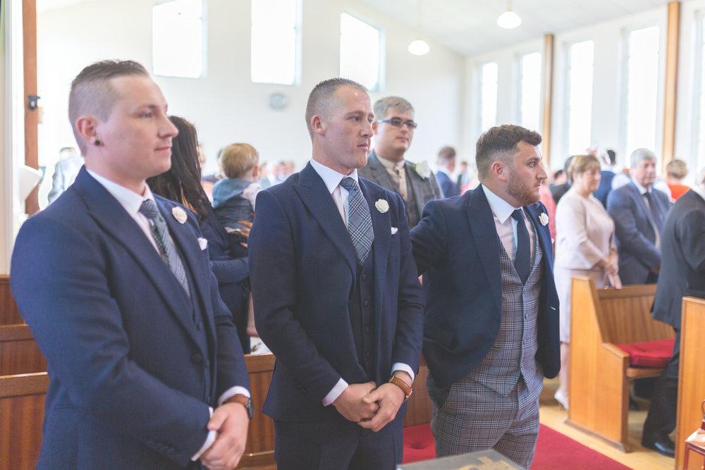 Brian McEwan | Northern Ireland Wedding Photographer | Rebecca & Michael | Ceremony-8.jpg