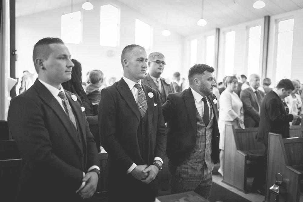 Brian McEwan | Northern Ireland Wedding Photographer | Rebecca & Michael | Ceremony-9.jpg