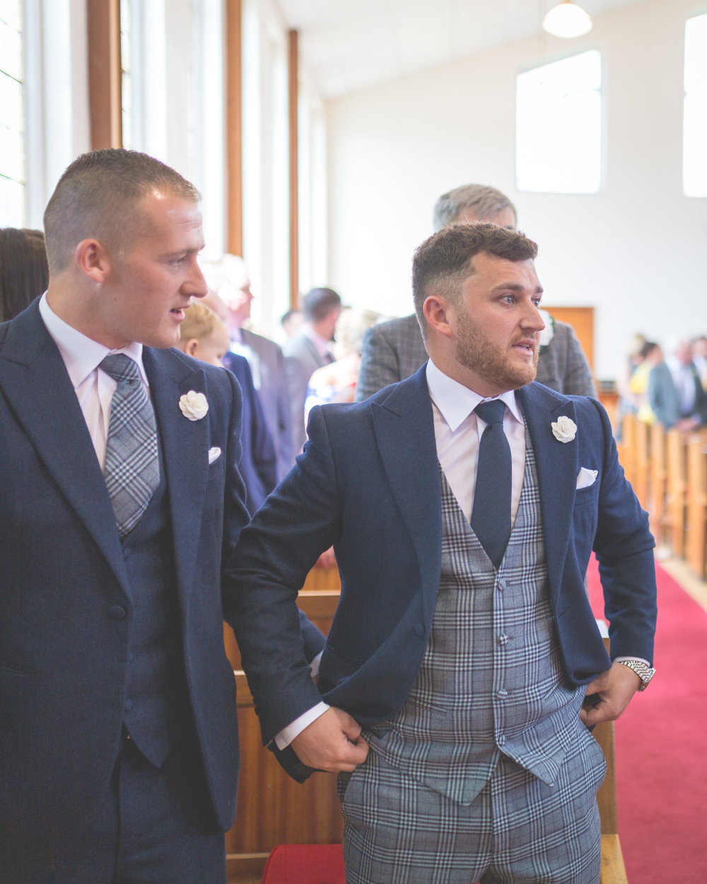 Brian McEwan | Northern Ireland Wedding Photographer | Rebecca & Michael | Ceremony-11.jpg