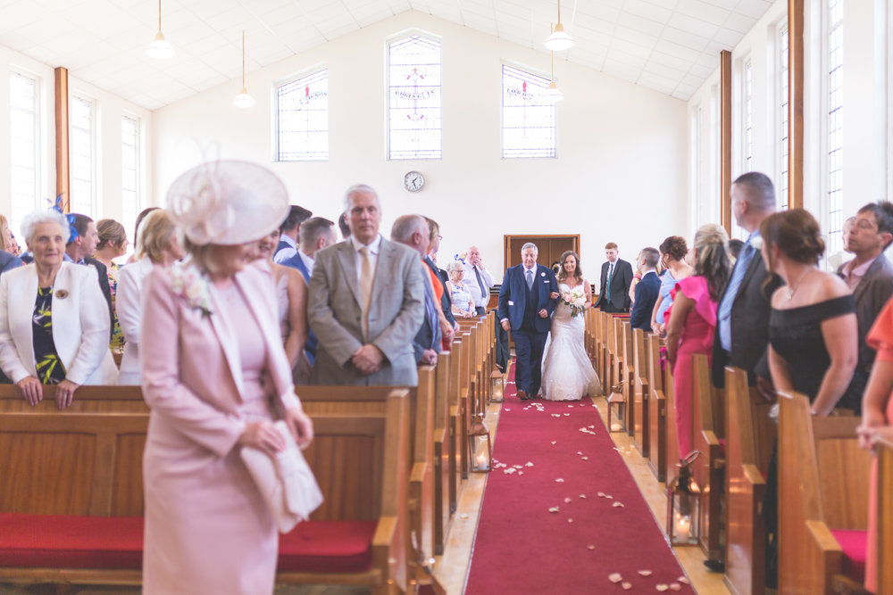 Brian McEwan | Northern Ireland Wedding Photographer | Rebecca & Michael | Ceremony-16.jpg